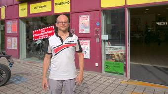 Der Motoport Valten an der Merkurstrasse in Dietikon schliesst Ende August: Seit 1997 war die Werkstatt und der Shop im Dietiker Zentrum ansässig. Für Inhaber Björn Valten war der Laden eine Herzensangelegenheit - doch es rechnet sich nun einfach nicht mehr.