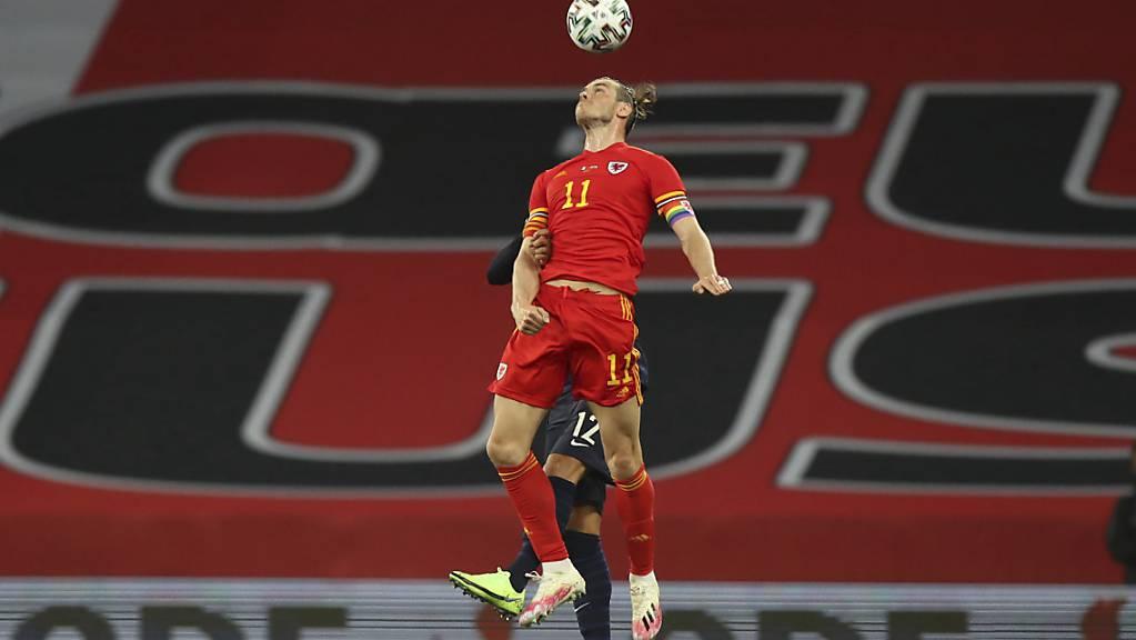 Gareth Bale ist auch 2021 der Star bei den Walisern.