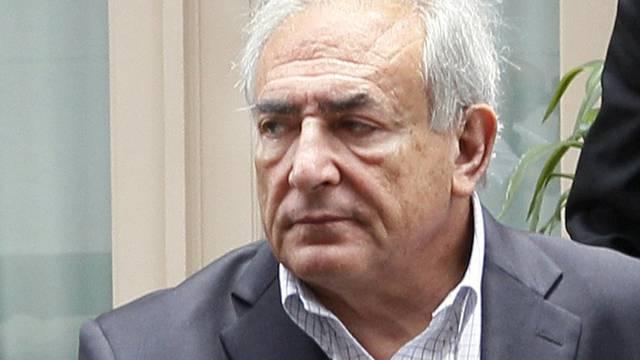 Strauss-Kahn bestreitet die Vorwürfe von Banon (Archiv)