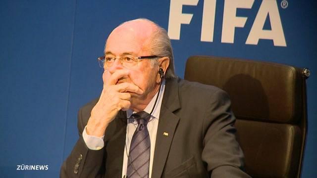 Was steht hinter dem Rücktritt von Sepp Blatter?