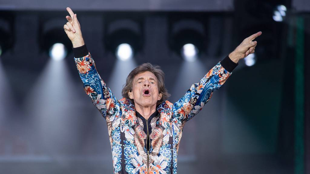 Sex, Drugs and Rock'n'Roll - Das ist Mick Jagger