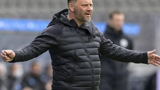 Hertha Berlin muss in Quarantäne