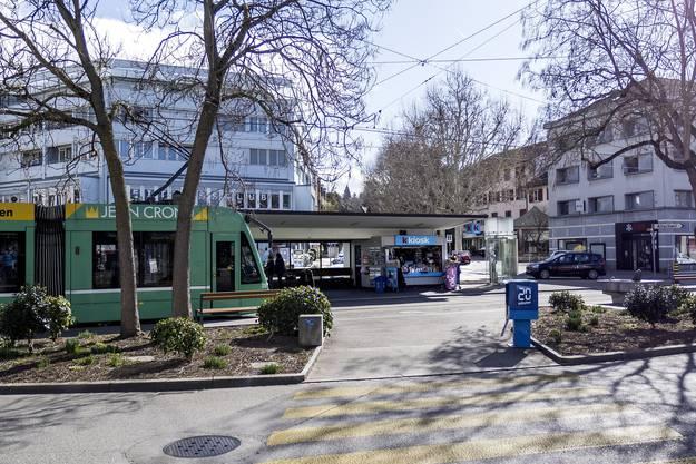 Neuweilerplatz Einsatz der Quartierbevölkerung.