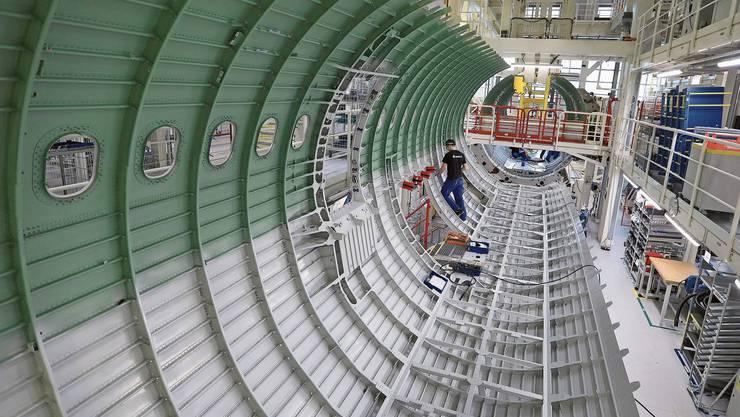 In Toulouse, Hamburg und Madrid werden noch die letzten Airbus-Flieger des Typs A380 fertiggestellt. Nächstes Jahr ist dann Schluss.