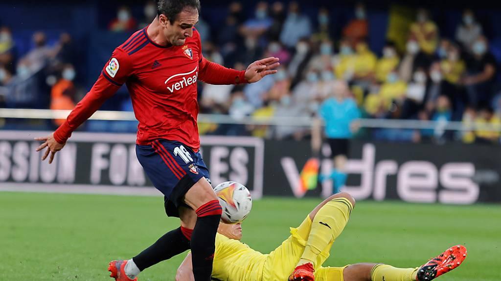 Villarreal in der Meisterschaft erstmals bezwungen