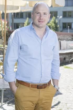 Mathias Böhm meint: «Es gibt in Basel kein Lädelisterben.»