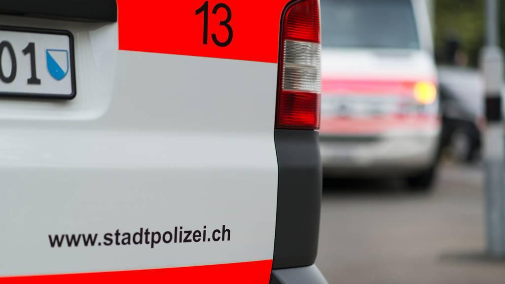 Polizeieinsatz in Zürich-Altstetten: Ein Todesopfer