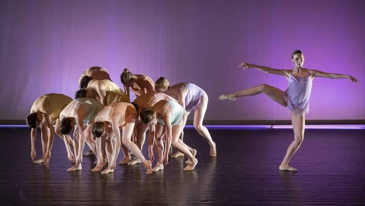 Compagnie Blossom, auch bei «Tanz Fragmente» dabei.