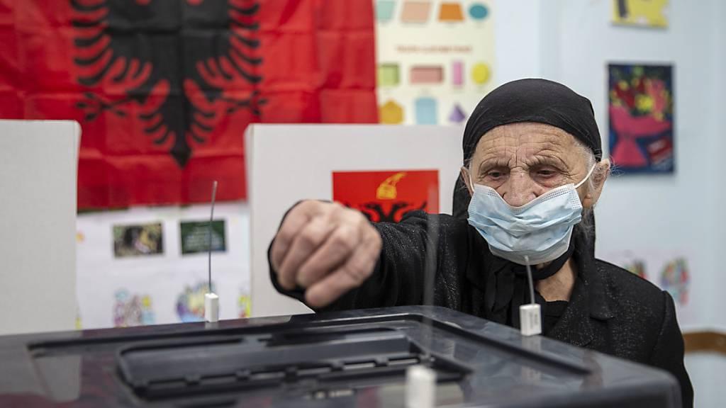 Vereinte Opposition bei Parlamentswahl in Albanien vorne