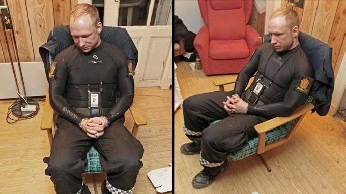 Letzte Verhandlungswoche von Massenmörder Breivik
