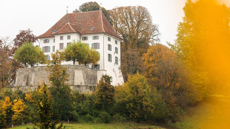 Das Schloss Rued in Schlossrued