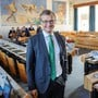 Jetzt macht er Geschäfte: Klaus Kirchmayr gründet mit  Bálint Csontos und Ex-BLKB-Chef Beat Oberlin ein Start-up. (Archivbild)
