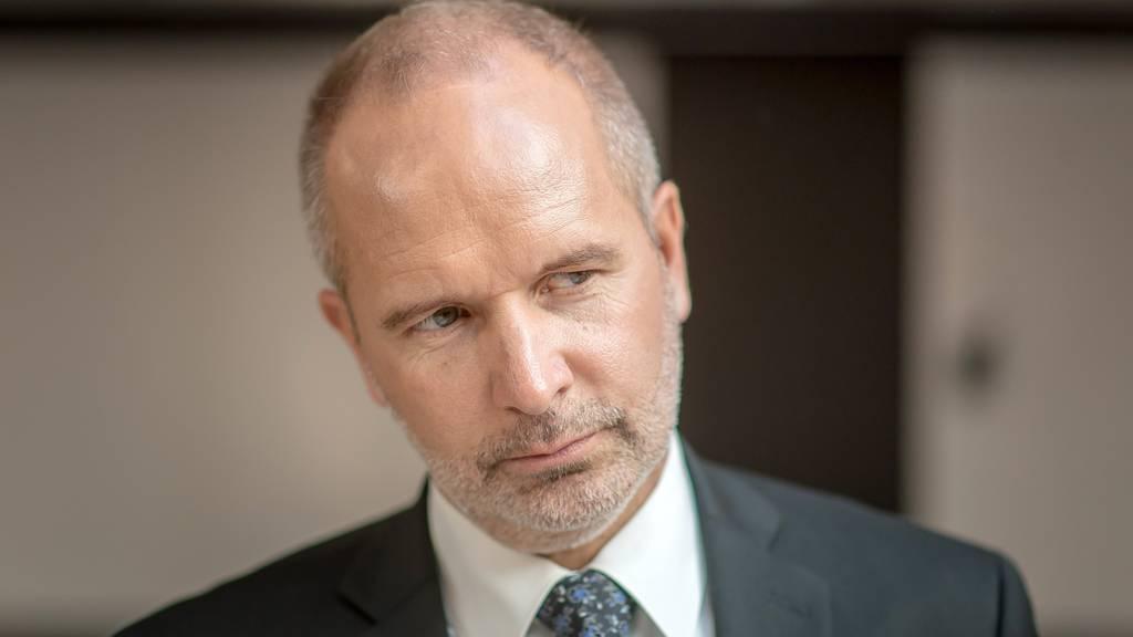 Regierungsrat Stefan Kölliker ist als kantonaler Bildungsdirektor für die HSG zuständig.