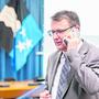 Er war lange unter Druck: Am letzten Sonntag konnte SVP-Aargau-Präsident Thomas Burgherr nach den für seine Partei erfolgreich verlaufenen Regierungsrats- und Ständeratswahlen etwas aufatmen.