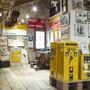 Im Landpostmuseum ist eine Sammlung von Gegenständen zu sehen, die von der Vergangenheit der Post erzählen.