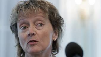 Bundesrätin Eveline Widmer-Schlumpf: «Ich gehe davon aus, dass es nicht das letzte Mal ist, dass wir über den Eigenmietwert diskutieren.» (Archiv)