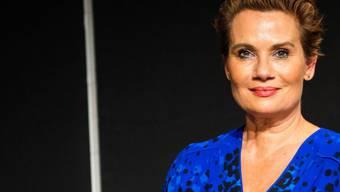 """Schauspielerin Jenny Jürgens mag es lieber unprätentiös. """"Ich bin nicht so der Rote-Teppich-Typ"""", sagt sie. (Archiv)"""