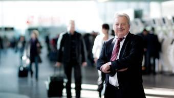 Ein Berufsleben für die Swiss(air): Jean-Claude Donzel