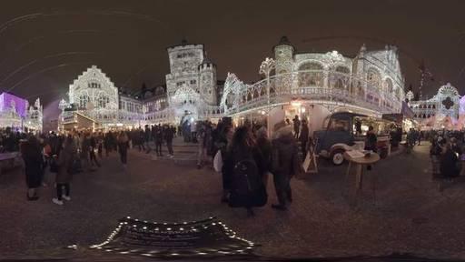 Magische Lichter und Klänge in Zürich
