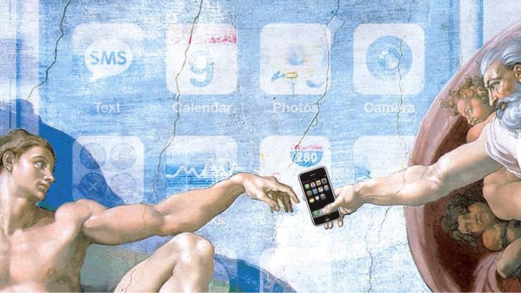 Ein Leben ohne Smartphone ist heute für viele nicht mehr denkbar. Macon TelegraphGetty Images