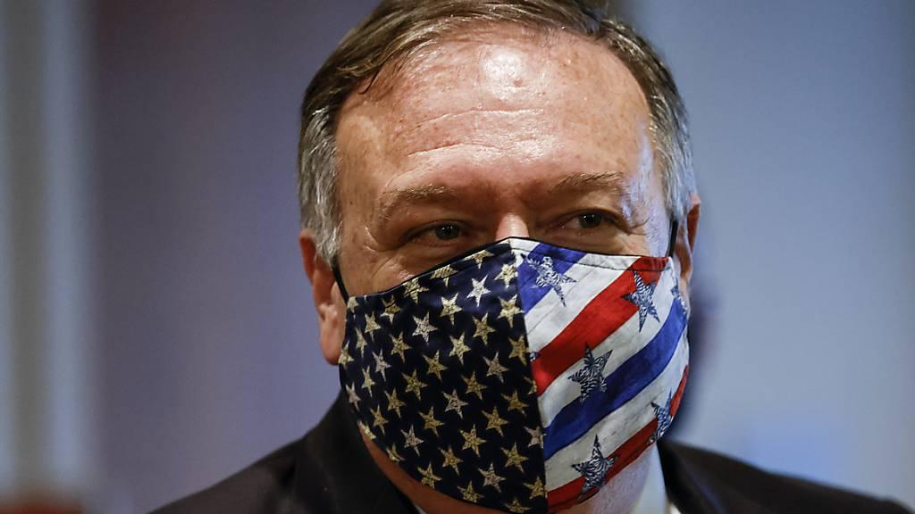 Iran-Sanktionen aus US-Sicht wieder in Kraft - Widerstand Europas