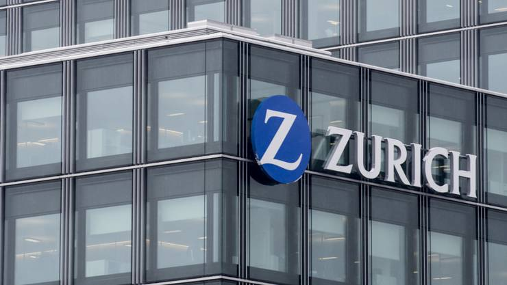 Der Versicherer Zurich musste 2018 weniger Kosten durch Naturkatastrophen schultern als im Vorjahr. (Archiv)