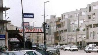 Häuser des Ortes Reggio Calabria (Symbolbild)