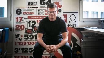 «Das Projekt ist ein Scherbenhaufen»: Daniel Graf, Gründer von Wecollect.