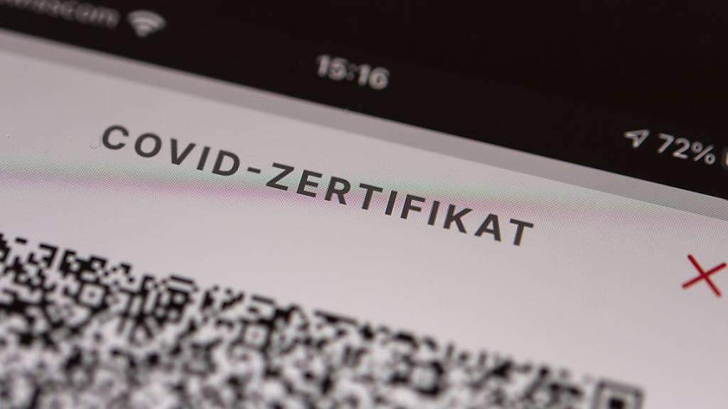 Bund meldet Störung bei Zertifikaten