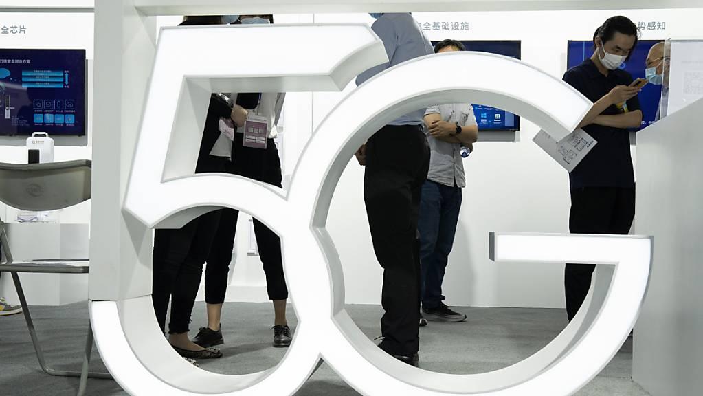 China und weitere asiatische Staaten sind in der Umstellung auf 5G deutlich weiter als Westeuropa. (Archivbild)
