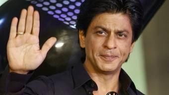 Shah Rukh Khan wurde erfolgreich operiert (Archivbild)