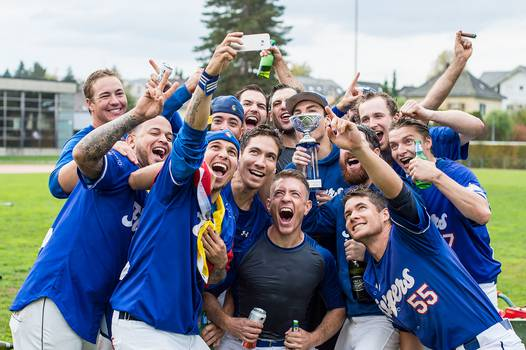 11. Baseball NLA CH-Meistertitel 2017