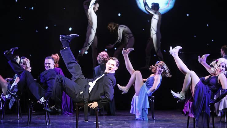 """Die Aufführung zu Georges Gershwins «Ein Amerikaner in Paris"""" musste am Dienstag im Stadttheater Olten ausfallen."""