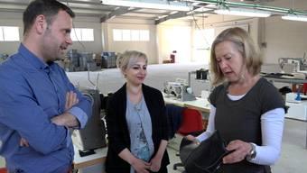 Künzli Schuhfabrik Albanien