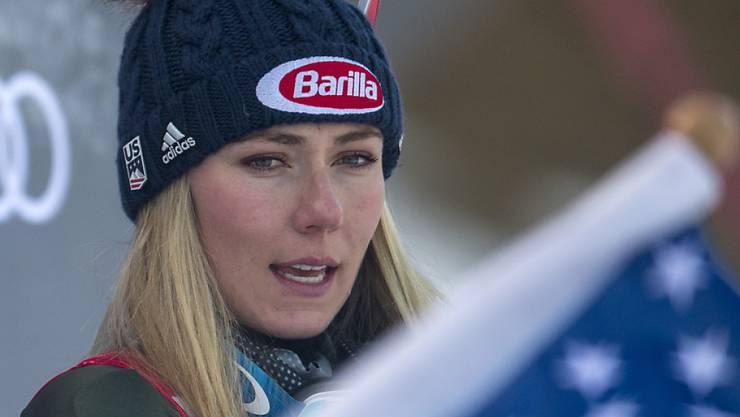 Mikaela Shiffrin kehrt vorerst nicht auf die Skipisten zurück.