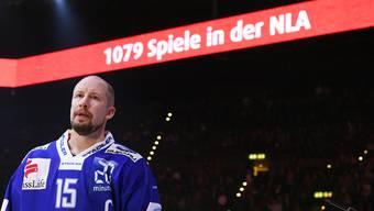 Darf er bleiben, muss er gehen? Mathias Segers Zukunft bei den ZSC Lions ist immer noch offen.