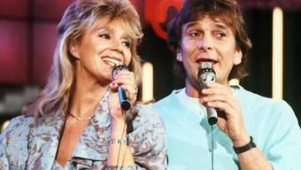 Der Sänger des Duos Cindy & Bert, Norbert Berger, ist tot (Archiv)