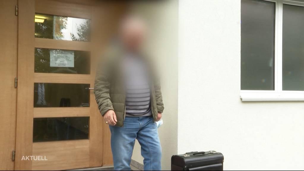 Waffenhandel: 36 Monate Freiheitsstrafe für 68-Jährigen aus Rheinfelden