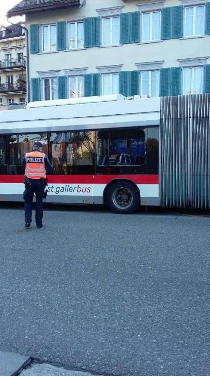 Böller-Attacke an der OFFA