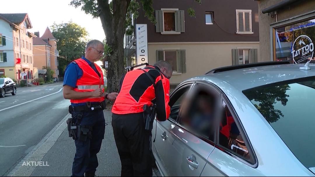 Kantonspolizei Solothurn nutzt Lockdown für gegen Auto-Poser vorzugehen