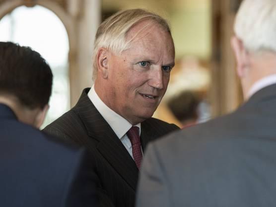 Ex-Botschafter Thomas Borer ist heute in der Privatwirtschaft tätig. (Archivbild)