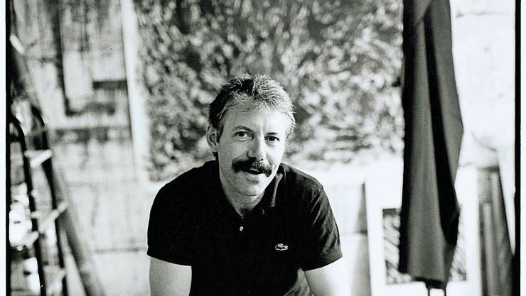 Bruno Gasser im Jahr 1984.