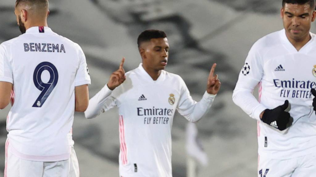 Rodrygo erzielte den entscheidenden Treffer für Real Madrid