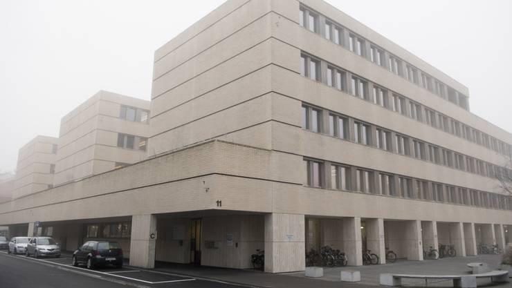Das Regionalgericht Oberland in Thun. (Archivbild)