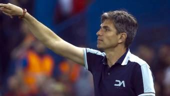 Der Argentinier Mauricio Pellegrino wird in Southampton künftig an der Seitenlinie stehen