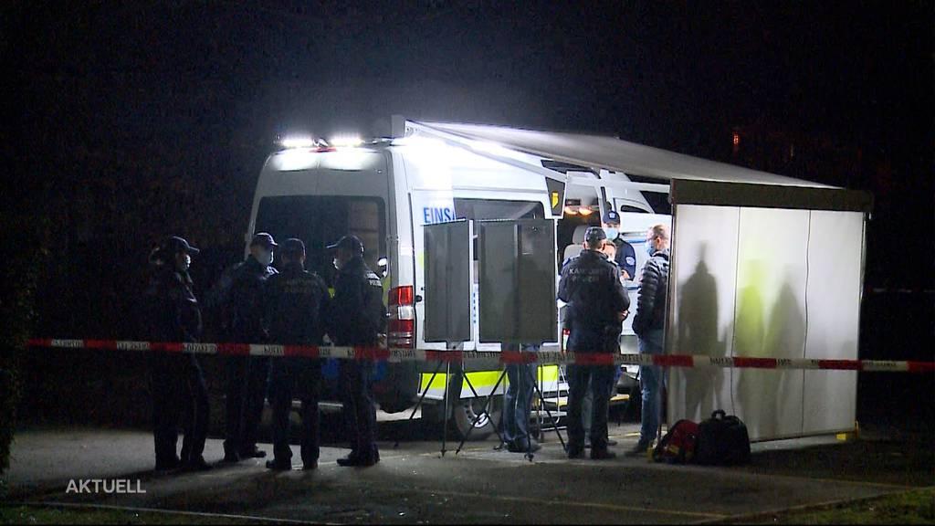 Suhr: Polizist erschiesst mit Messer bewaffneten Senior
