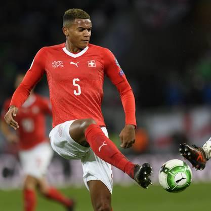 Zudem ist er auch Mitglied der Schweizer Nationalmannschaft.
