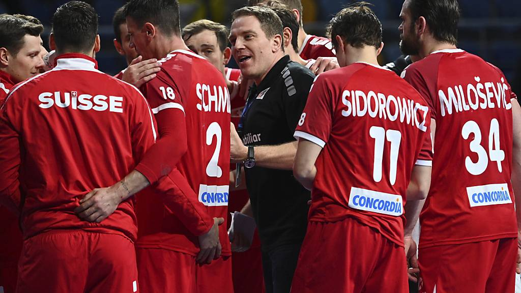 Woche der Wahrheit für die Schweizer Handballer