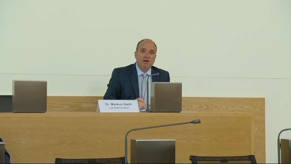 Komplette Pressekonferenz des Kantons Aargau vom 7. Mai 2020