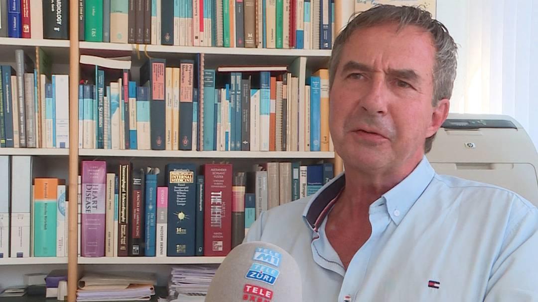 Corona-kritischer Arzt Thomas Binder äussert sich zum Zwist mit den Behörden